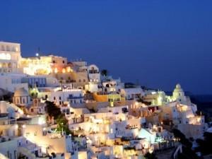 ギリシャ 300x225 人気の新婚旅行先