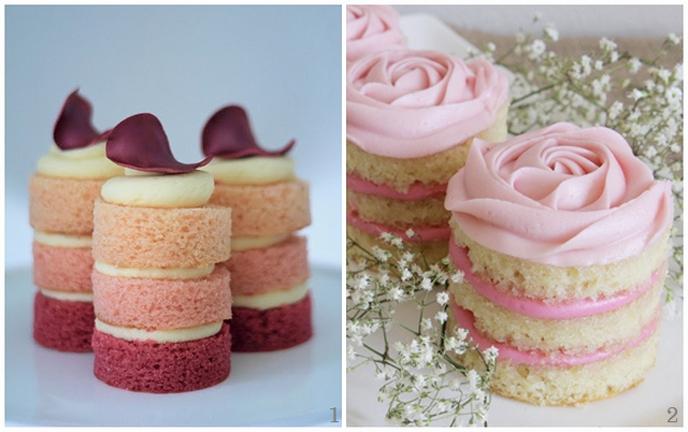 naked cake ideas wedding party 41 NYで新トレンド「裸ケーキ」